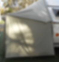 Avan privacy screen Canopy Downunda