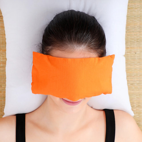 Flaxseed - Filled Eye Pillows