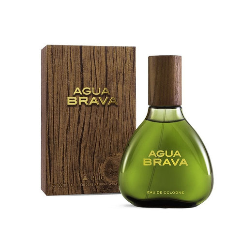 AGUA BRAVA 100 ML COLOGNE SPRAY