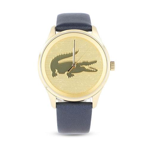 Reloj Lacoste 2000996 Azul Dorado Dama