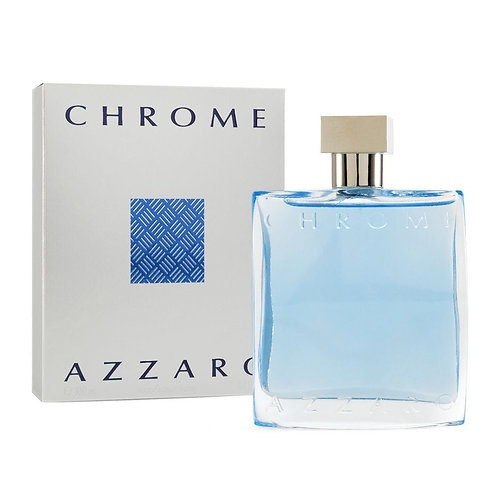 AZZARO CHROME 100 ML EDT SPRAY