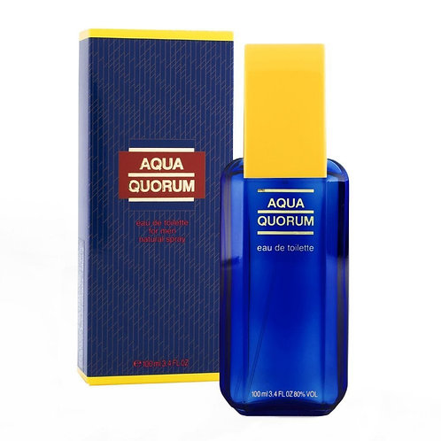 AQUA QUORUM 100 ML EDT SPRAY