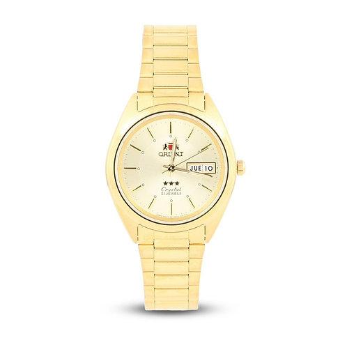 Reloj Orient FAB00004C9 Dorado Caballero