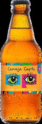 Cerveja sem gluten Capitu Diadorim