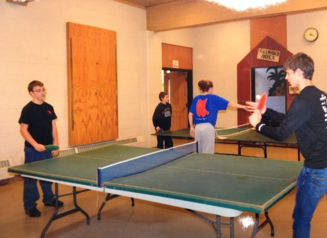 ping-pong tournements