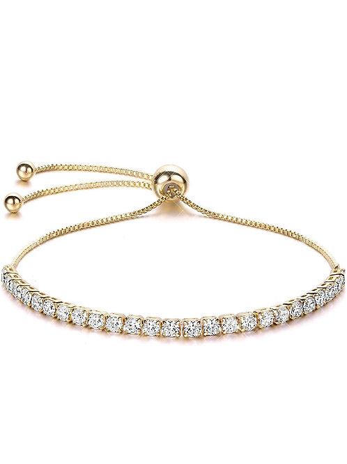 So Chic Chain Bracelet Gold