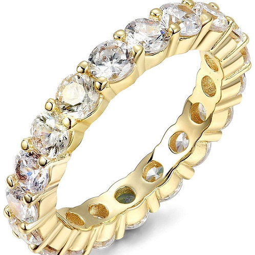 Classic Eternity Band Gold