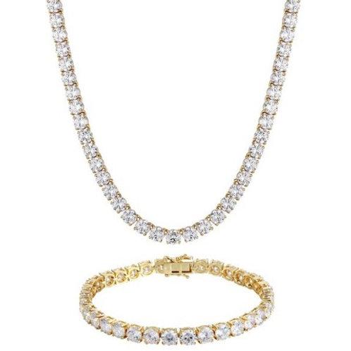 Necklace and Bracelet Bundle