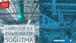 FabricAir Küre Evaporatif Soğutma