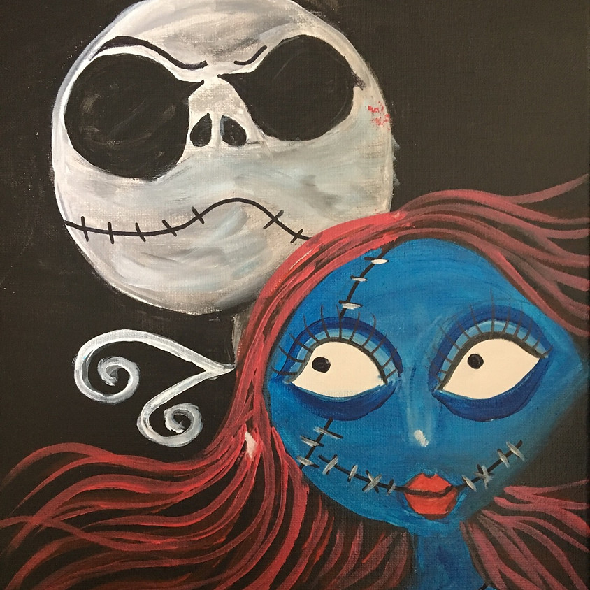 Jack & Sally at 3 Dogs Brewing