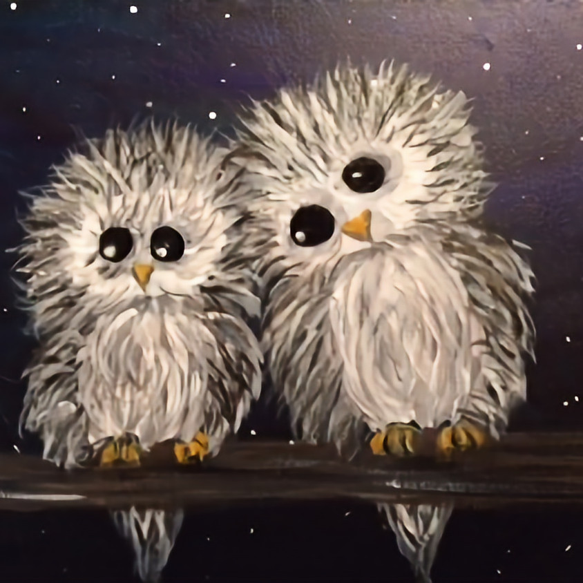 Watch any time -Replay of OWL ALWAYS LOVE YOU Painting Class