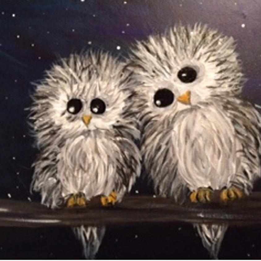 Owl Always Love You  Live Zoom Class