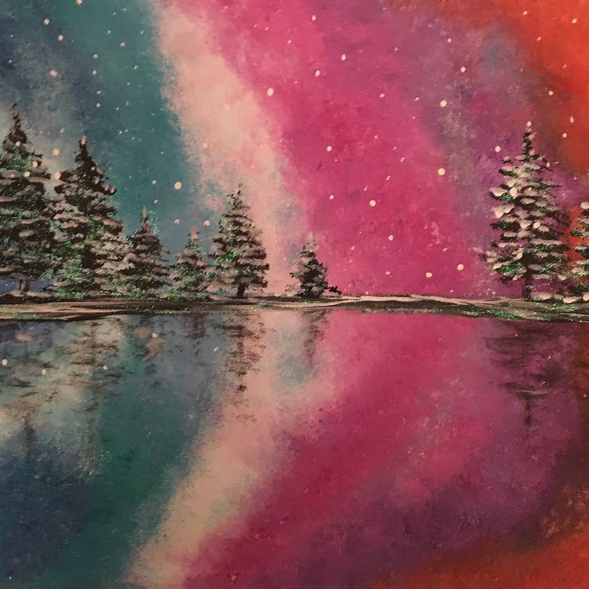 Winter Sunset - Facebook Live