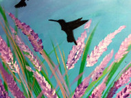 Lavender and Hummingbirds.jpg