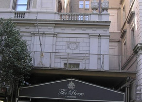 #410 The Pierre Hotel
