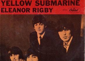 המוזיקה של אלינור ריגבי הייתה פסיכית - Eleanor Rigby