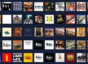 אחרי שהביטלס התפרקו יצאו למעלה מ-25 תקליטים חדשים שלהם