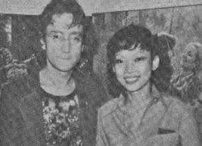 השיער של ג'ון לנון דווקא עמד בסטנדרטים של סינגפור