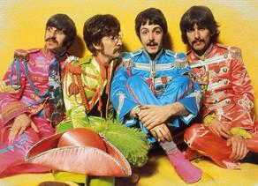הרושם הראשוני שיצר סמל פפר - Sgt. Pepper's Lonely Hearts Club Band