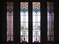 Victorian Leadlight Eyensbury, Victoria
