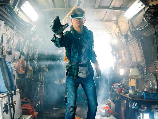 """Did """"Ready Player One"""" do anything for VR?"""
