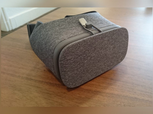 A month with the Google Daydream View