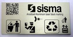 Marquage laser avec source Mopa