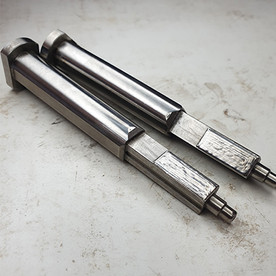 Apport de métal sur un élément de moule d'injection