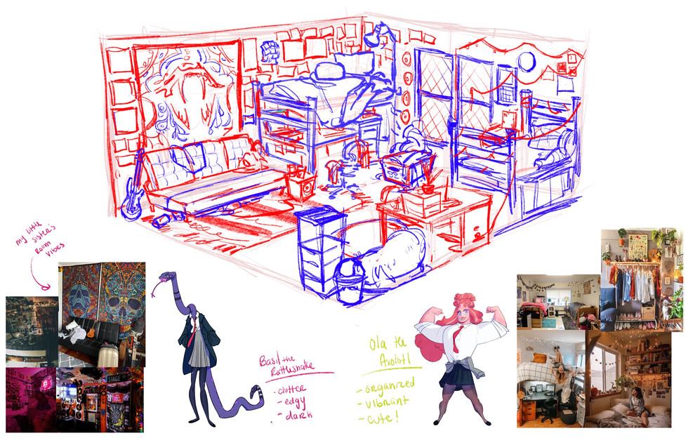 Sketch & Inspo