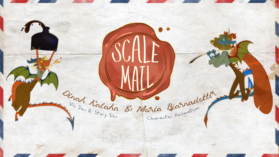 Scale Mail
