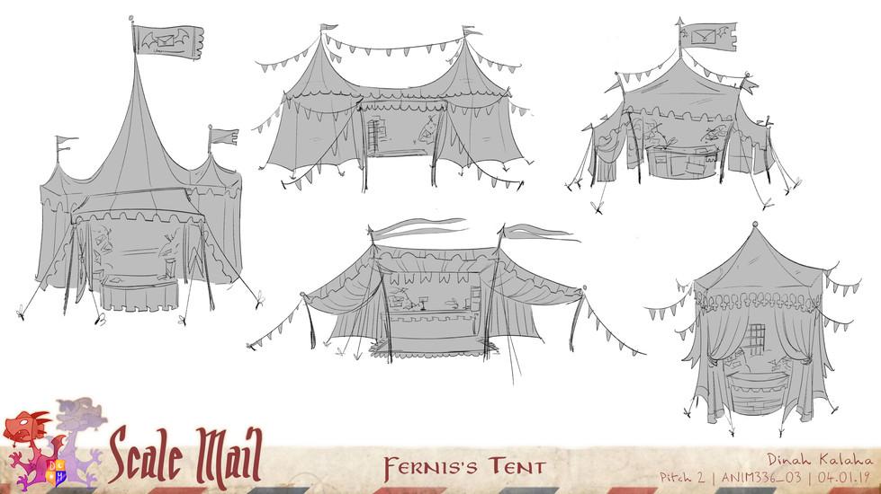 Fernis's Tent