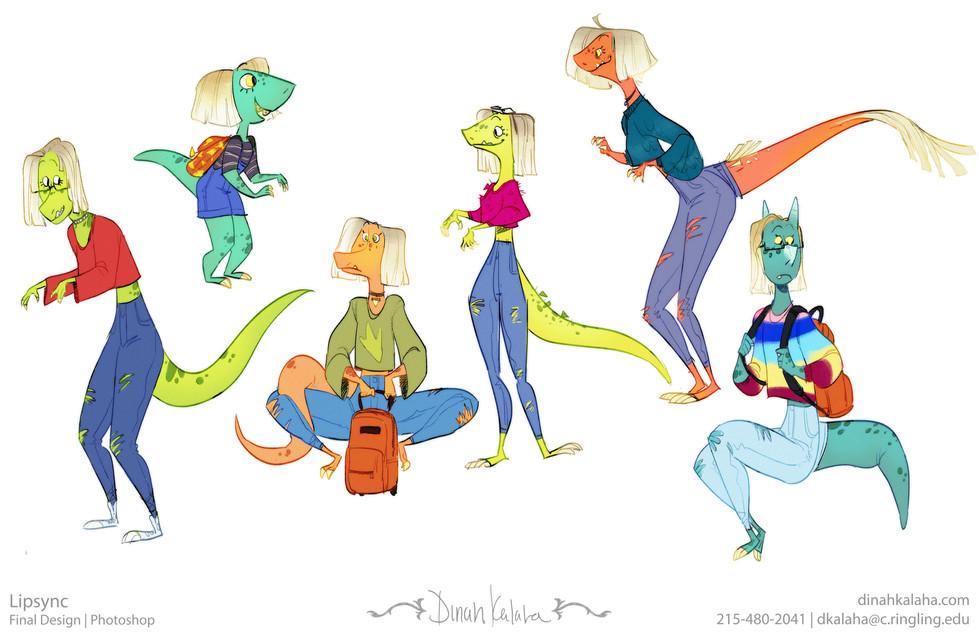 Dinahsaur Explorations