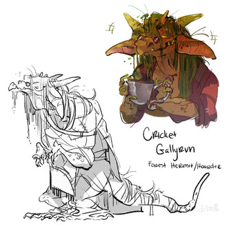 Cricket Gallyrun