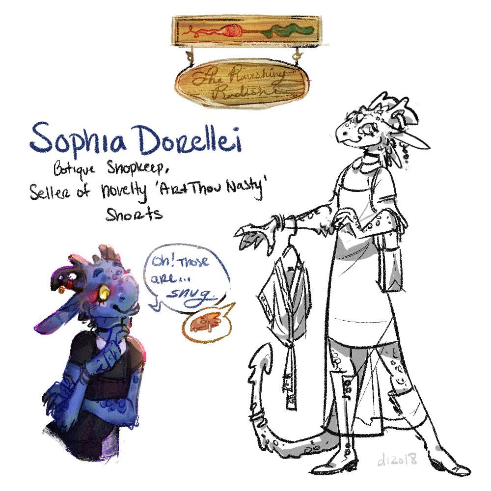 Sophia Dorellei