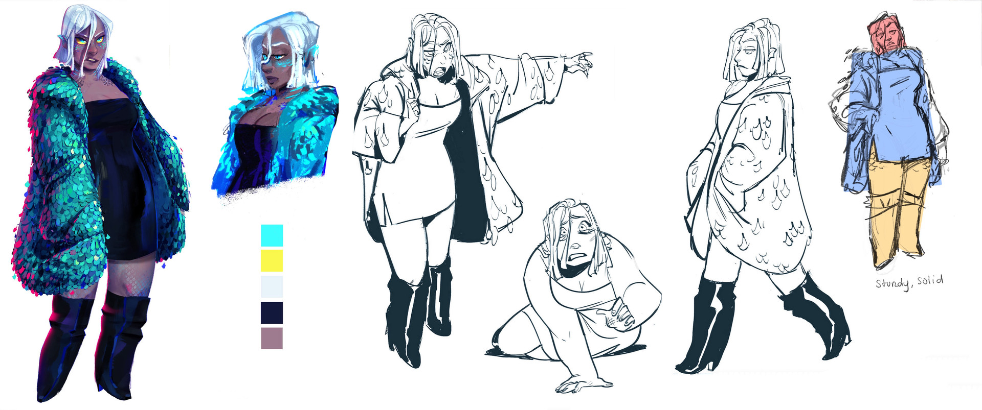 Leviathan The Selkie