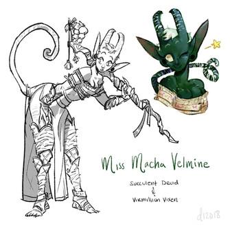 Miss Macha Velmine