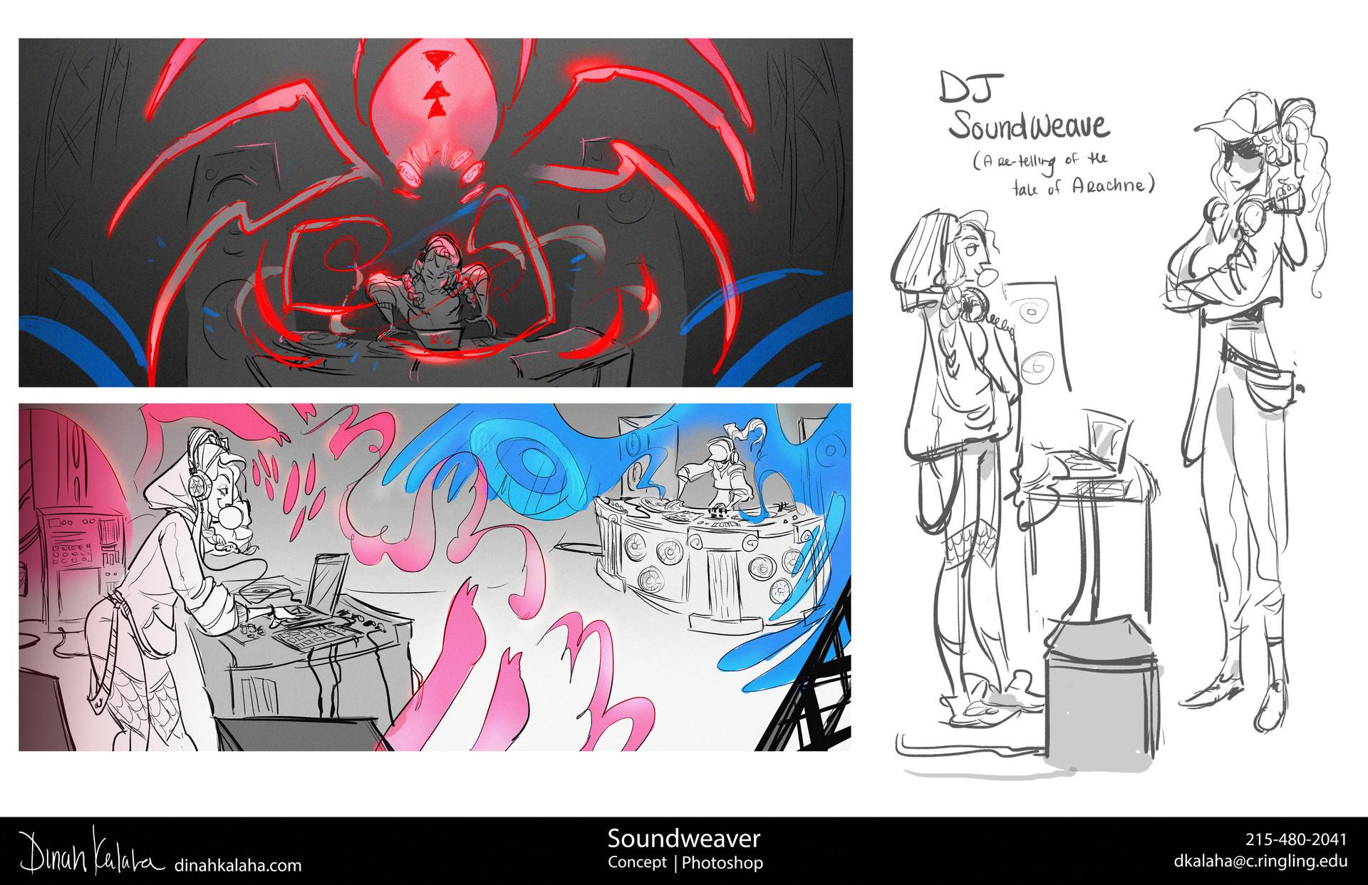Soundweaver: Concept