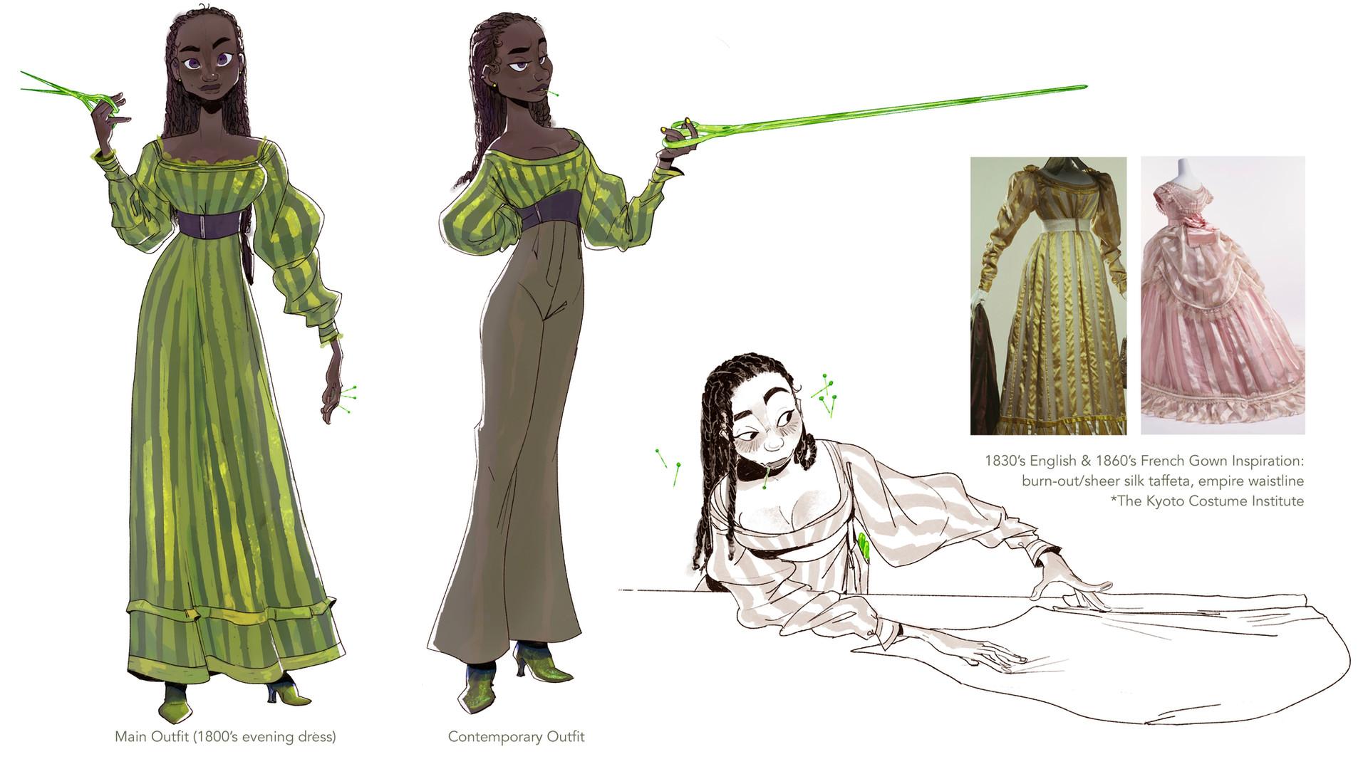 Deja The Immortal Seamstress