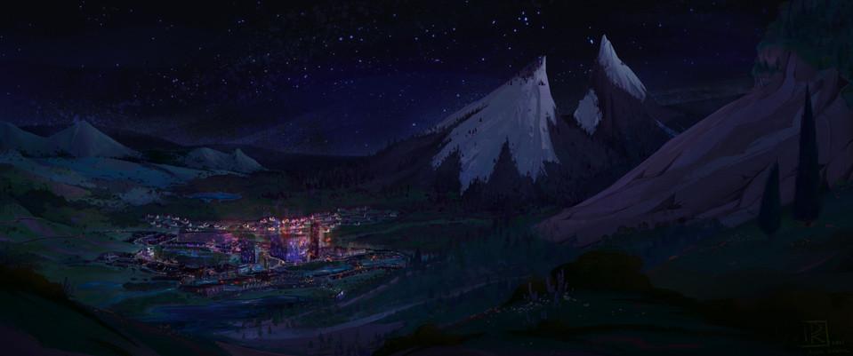 Blackthorn Night