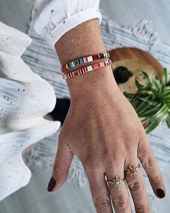 Bracelets Hibiscus