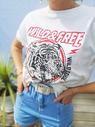 Tshirt Tiger