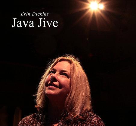 Erin Dickins - Java Jive CD