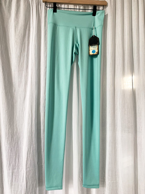 Kaya Legging Low Waist Aqua