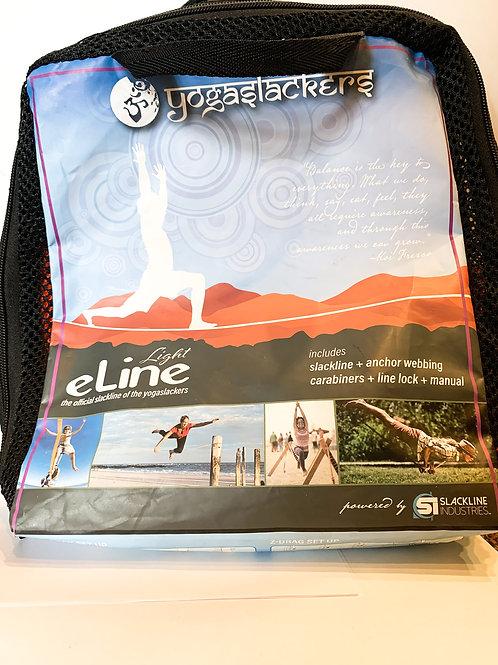 Yogaslackers E-line Slackline Kit