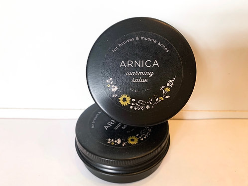 Arnica Warming Salve