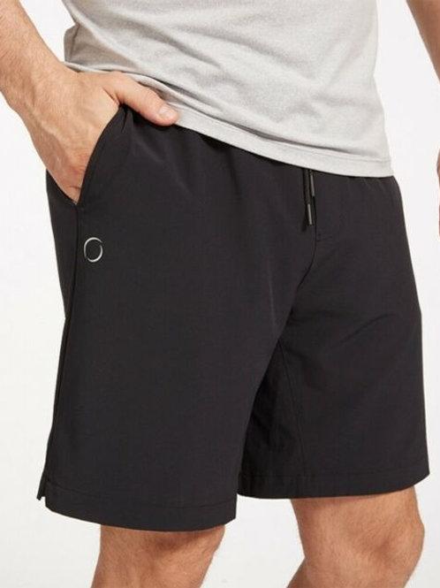 Warrior II Men's Yoga Shorts Black