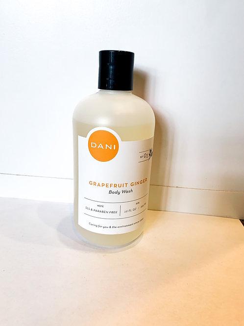 DANI Grapefruit Ginger Hand/Body Soap