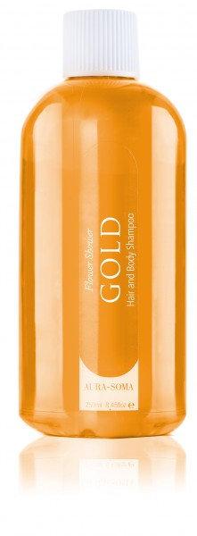 オーラソーマ フラワーシャワー  FS07 ゴールド