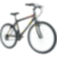 Bicicleta MTB Aro 26 Masculina Preta - 7
