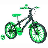 Bicicleta Polikids Aro 16 Preta - 789.76